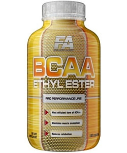 Fitness Authority BCAA Ethyl Ester (180 капсул)