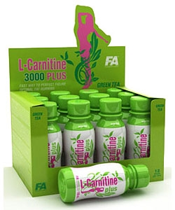 Fitness Authority L-Carnitine 3000 Plus (1200 мл)