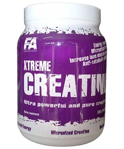 Fitness Authority Xtreme Creatine (500 грамм)