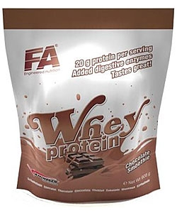 Fitness Authority Whey Protein (908 грамм)