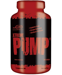 Fitness Authority Xtreme Pump (180 таблеток)