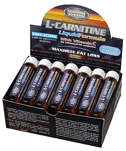 California Fitness L-Carnitine (500 мл)
