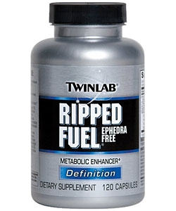 Twinlab Ripped Fuel Ephedra Free (120 капсул)