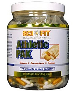 Sci-Fit Athletic Pak (30 пак.)