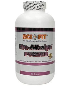 Sci-Fit Kre-Alkalyne Powder (100 грамм)