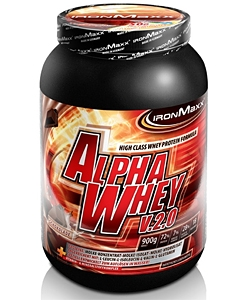 Iron Maxx Alpha Whey v.2.0 (900 грамм)