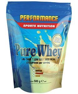 Performance Pure Whey (500 грамм)