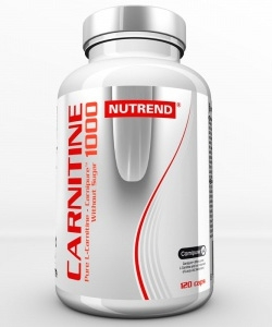 Nutrend Carnitine 1000 Caps (120 капсул)