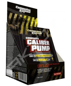 Nutrend Compress Caliber Pump (10 пак.)