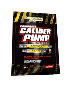 Nutrend Compress Caliber Pump (1 пак.)