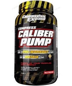 Nutrend Compress Caliber Pump (1100 грамм)