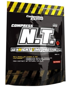 Nutrend Compress Night Time Protein (900 грамм)