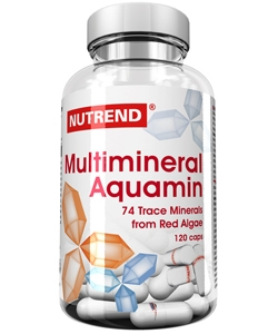 Nutrend Multimineral Aquamin (120 капсул)