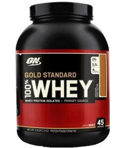 Optimum Nutrition 100% Whey Gold Standart (1500 грамм)