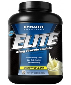 Dymatize Nutrition Elite Whey Protein Isolate (2268 грамм)