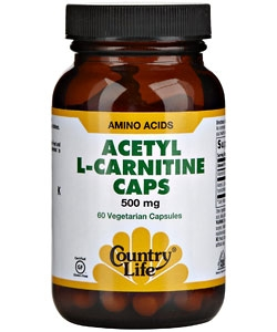 Country Life Acetyl L-Carnitin (60 капсул)