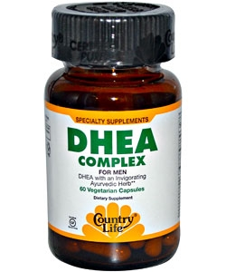 Country Life DHEA Complex For Men (60 капсул)
