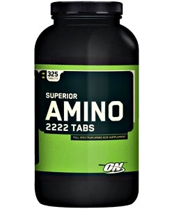 Optimum Nutrition Superior Amino 2222 Tabs (325 таблеток)