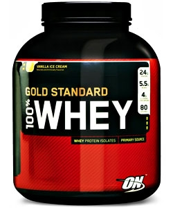 Optimum Nutrition 100% Whey Gold Standart (2270 грамм)