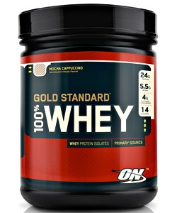 Optimum Nutrition 100% Whey Gold Standart (454 грамм)