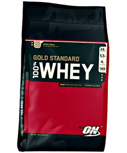Optimum Nutrition 100% Whey Gold Standart (4700 грамм)