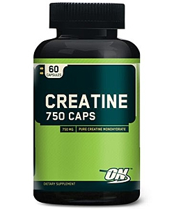 Optimum Nutrition Creatine 750 Caps (60 капсул)