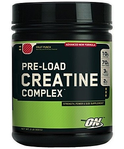 Optimum Nutrition Pre-Load Creatine Complex (909 грамм)