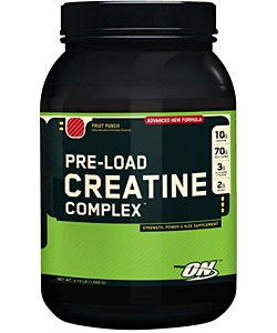 Optimum Nutrition Pre-Load Creatine Complex (1800 грамм)