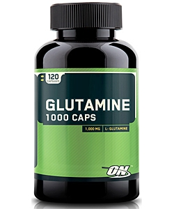 Optimum Nutrition Glutamine 1000 Caps (120 капсул)