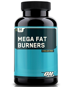Optimum Nutrition Mega Fat Burners (30 таблеток)