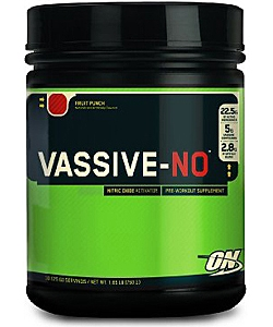 Optimum Nutrition Vassive-N.O. (630 грамм)