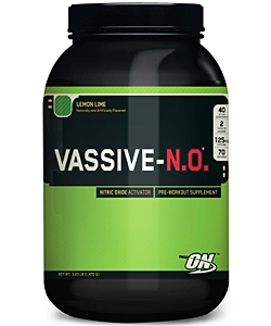 Optimum Nutrition Vassive-N.O. (1470 грамм)