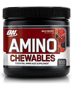 Optimum Nutrition Amino Chewables (100 таблеток)