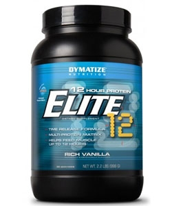 Dymatize Nutrition Elite 12 Hour Protein (908 грамм)