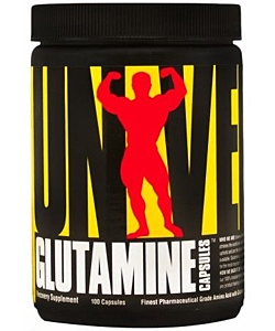 Universal Nutrition Glutamine Сaps (50 капсул)