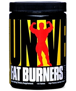 Universal Nutrition Fat Burners E/S (100 таблеток)