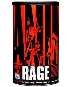 Universal Nutrition Animal Rage (44 пак.)