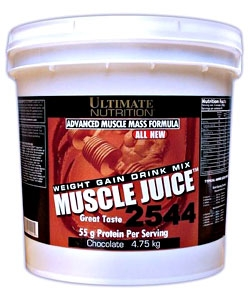 Ultimate Nutrition Muscle Juice 2544 (4750 грамм)