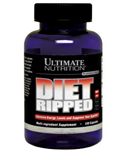 Ultimate Nutrition Diet Ripped (120 капсул)