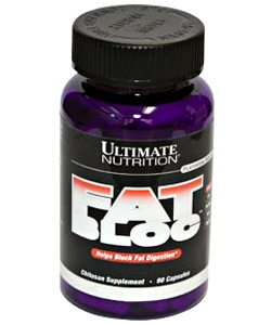 Ultimate Nutrition Fat Bloc Chitosan 500 (90 капсул)