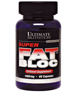 Ultimate Nutrition Fat Bloc Chitosan 1000 (60 капсул)