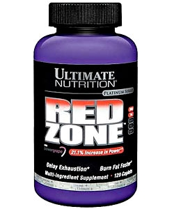 Ultimate Nutrition Red Zone (120 капсул)