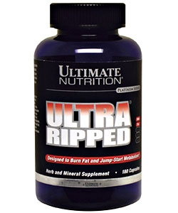 Ultimate Nutrition Ultra Ripped (180 капсул)
