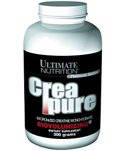 Ultimate Nutrition Crea Pure (300 грамм)