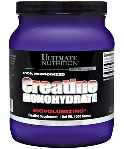 Ultimate Nutrition Creatine Monohydrate (1000 грамм)