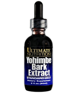 Ultimate Nutrition Yohimbe Bark Liquid Extract (60 мл)
