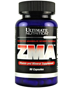 Ultimate Nutrition ZMA (90 капсул)