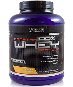 Ultimate Nutrition ProStar Whey Protein (2270 грамм)