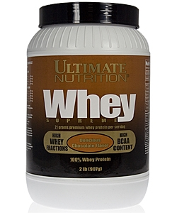 Ultimate Nutrition Whey Supreme Protein (908 грамм)