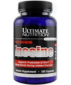 Ultimate Nutrition Inosine (100 капсул)